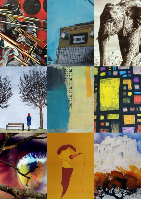 Collage klein